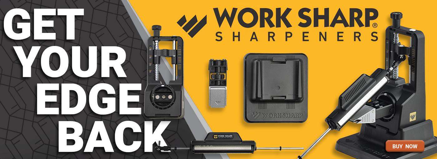 WorkSharp Precision Adjust Sharpener