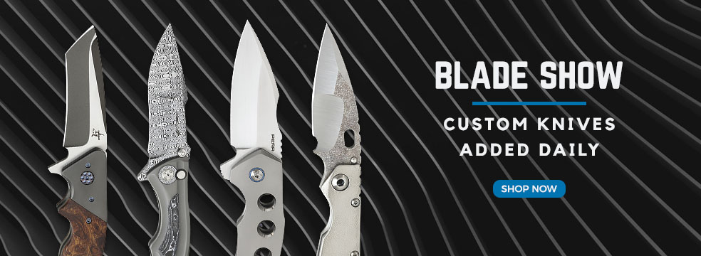 BLADE Show Knives for Sale