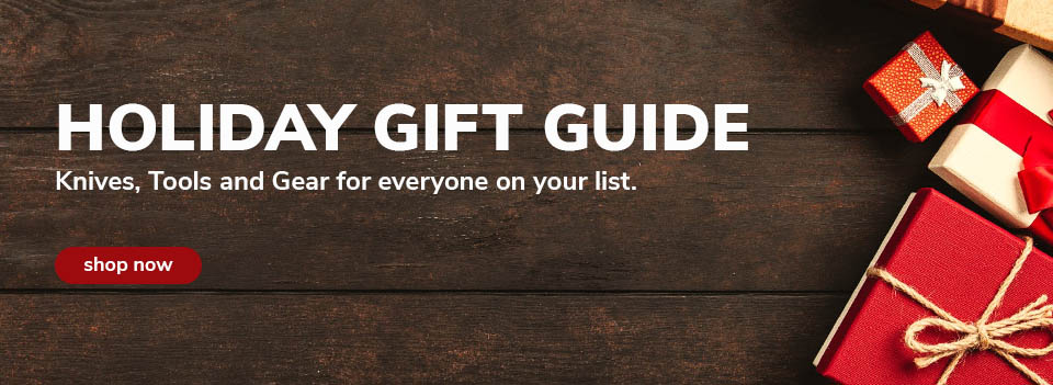 Knife Holiday Gift Guide