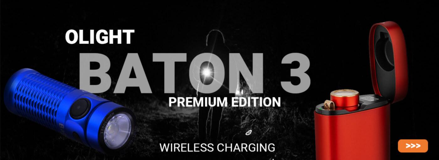 Olight Baton 3 Premium