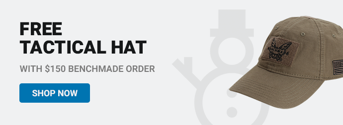 Benchmade Hat Promotion