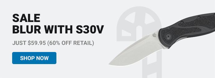 Kershaw S30V Blur Sale