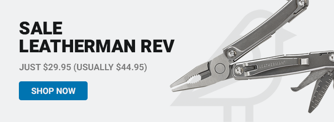 Leatherman Rev Sale