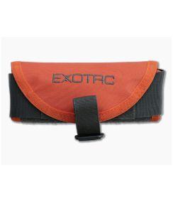 Exotac toolROLL Orange Nylon Tool Roll Organizer 012250-ORG