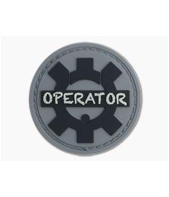 Maratac CountyComm Equipment Operator PVC Glow Patch