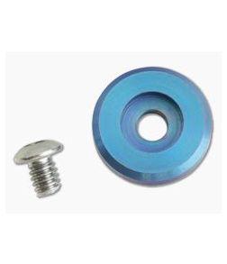 Hinderer XM Series Lockbar Stabilizer Titanium Blue