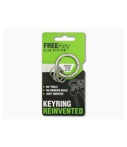 Exotac FreeKey Slim System Split Ring Keychain 2845