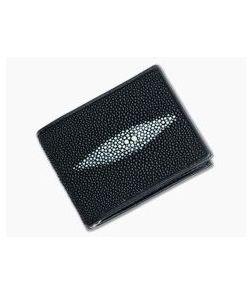 Adam Unlimited Stingray Money Clip Bi-Fold Wallet