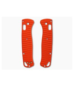 Putman Blade Scales Benchmade Bugout 535 Orange G10 Scales