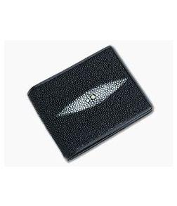 Adam Unlimited Stingray/Shark Money Clip Bi-Fold Wallet