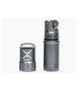 Exotac TitanLight Waterproof Lighter Gunmetal Gray 5500-GUN