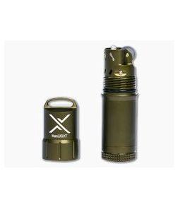 Exotac TitanLight Waterproof Lighter Green 5500-OD