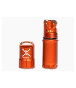 Exotac TitanLight Waterproof Lighter Orange 5500-ORG