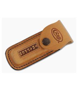 Case Leather Trapper Sheath