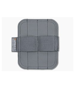 Vanquest CCW Double Mag Holder Hook & Loop Insert Wolf Gray 012202