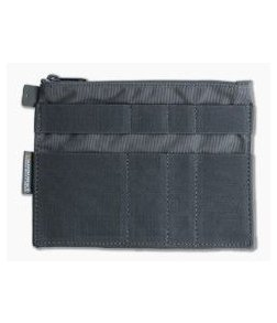Vanquest Sticky Admin Pouch 5x7 Wolf Gray 012STADP57WG