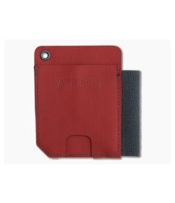 Vanquest Pocket Quiver 3x4 Red EDC Organizer Wallet 013POQU34RD
