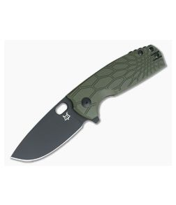 Fox Knives Vox Core OD Green FRN Black PVD N690Co Liner Lock Flipper 604OD
