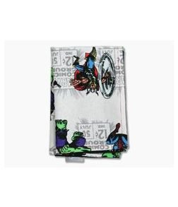 SwankHanks Marvel Comics Group Cotton and Microsuede Hank