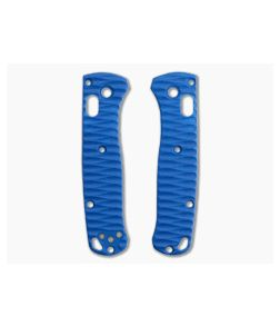Putman Blade Scales Benchmade Mini Bugout 533 Blue G10 Custom Scales