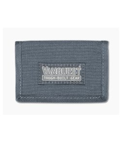 Vanquest VAULT 2.0 RFID-Blocking Wallet Wolf Gray 030205WG