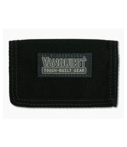Vanquest VAULT 3.0 RFID-Blocking Wallet Black 030305BK