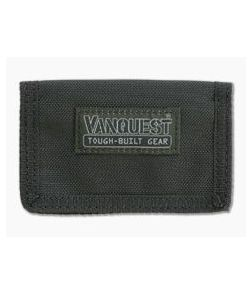 Vanquest VAULT 3.0 RFID-Blocking Wallet Wolf Gray 030305WG