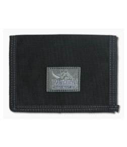 Vanquest CACHE 2.0 RFID-Blocking Security Wallet Black 031210BK