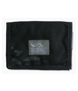 Vanquest CACHE 3.0 RFID-Blocking Security Wallet MultiCam Black 03131MCB