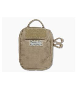 Vanquest PPM-HUSKY 2.0 Personal Pocket Maximizer Organizer Coyote Tan 040210CT