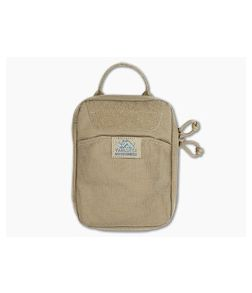 Vanquest EDCM-SLIM 2.0 Everyday Carry Maximizer Organizer Coyote Tan 043215CT