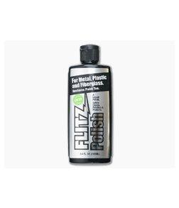 Flitz Liquid Metal Polish 3.4 oz Bottle