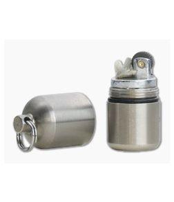 Maratac CountyComm Split Pea Peanut Lighter Titanium
