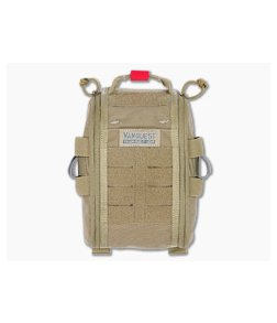 Vanquest FATPack 5X8 Gen-2 First Aid Trauma Pack Coyote Tan 081258CT