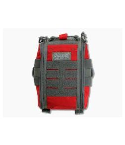 Vanquest FATPack 5X8 Gen-2 First Aid Trauma Pack Red 081258RD