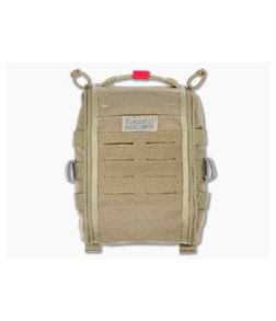 Vanquest FATPack 7x10 Gen-2 First Aid Trauma Pack Coyote Tan 081271CT