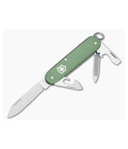 Victorinox Cadet Olive Green Alox 2017 Limited Edition 0.2601.L17