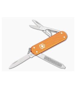 Victorinox Classic SD Tiger Orange Alox 2021 Limited Edition 0.6221.L21