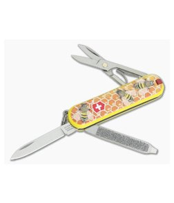 Victorinox Classic SD Honeybee Swiss Army Knife Limited 0.6223.L1702US2