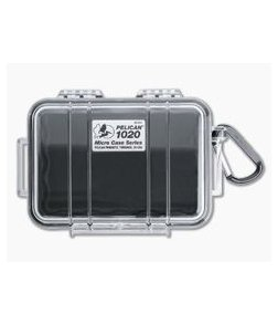 Pelican Case 1020 Micro Case Series Clear