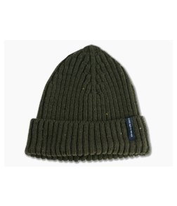 Chris Reeve Knives CRK Merino Wool Beanie Speckled Loden