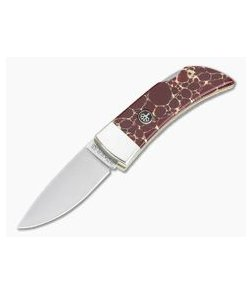 Boker Solingen Pocket Tru-Stone Limited Lock Back Folding Knife 111015