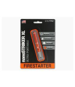 Exotac nanoSTRIKER XL Fire Starter Orange 3100-ORG