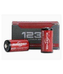 Surefire 123A Lithium Batteries Box of 12
