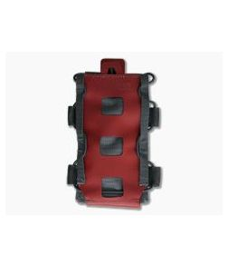 Vanquest HYDRA Universal Water Bottle Holder Red 130105RD