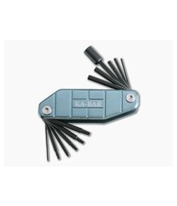 KaBar Gun Tool Light Blue Weapon Maintenance Multi-Tool 1308