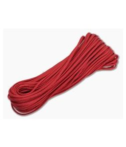 550 Paracord Red 100 Feet