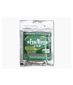 FrogLube FrogWipes CLP 5 Pack
