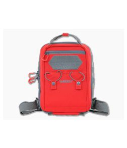 Vanquest FATPack-Pro Small Medical Backpack Red 181110RD