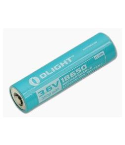 Olight 18650 Lithium Ion Battery 3500mAh